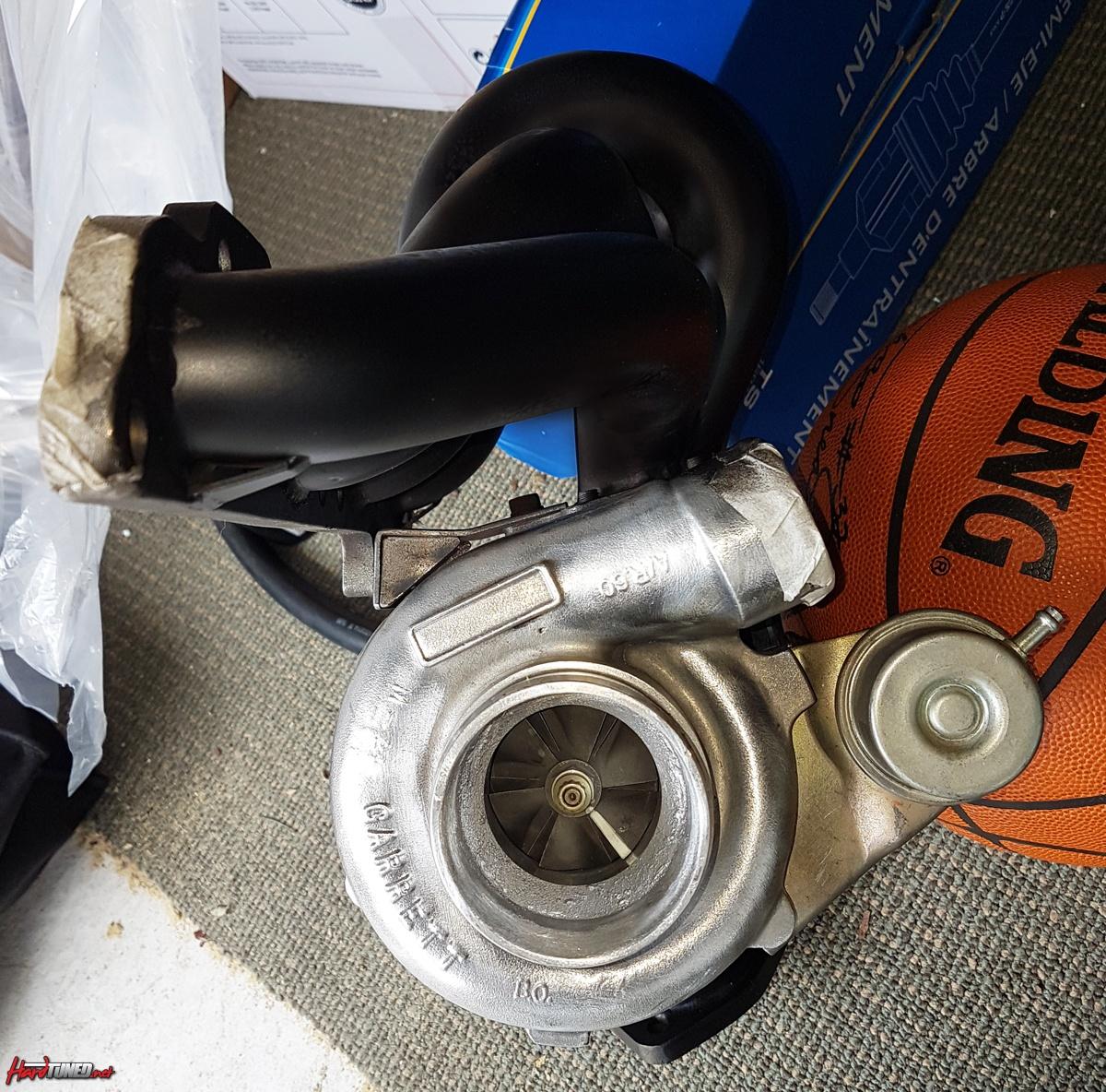 Garrett Gt2871r Turbocharger: Garrett GT2871R S13 S14 S15 180sx Turbo Kit: Turbo